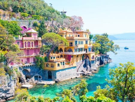Portofino, Saint-Tropez à l'italienne !