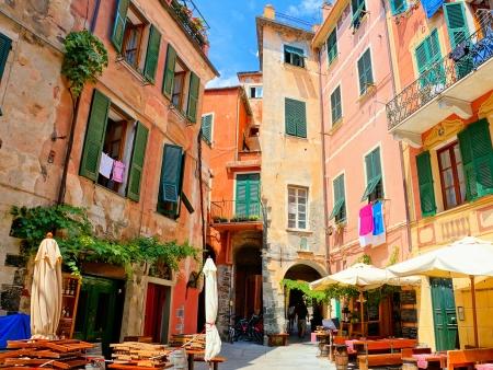 Au cœur des Cinque Terre, à Monterosso !