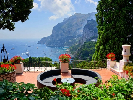 Capri, la romantique !