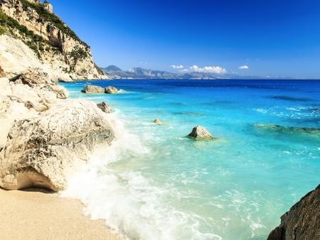Plages paradisiaques et criques sauvages de la Costa Smeralda