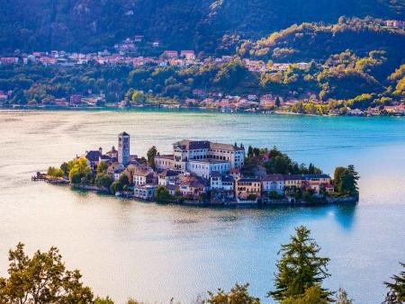 Douceur et romantisme au lac d'Orta