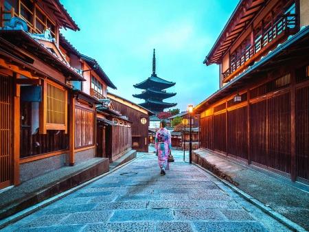 Les temples de Kyoto et route pour Hakone