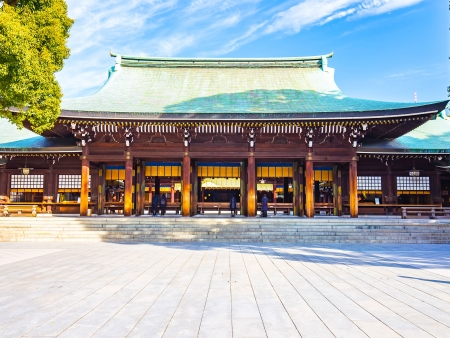 Tokyo entre traditions et modernité