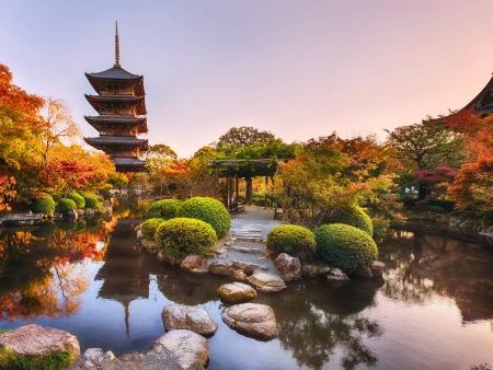 Kyoto, ancienne Capitale Impériale