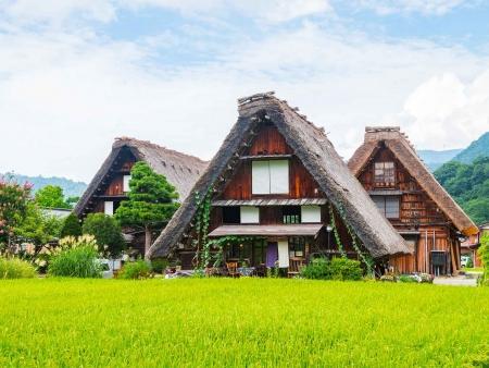 Takayama et ses maisons traditionnelles