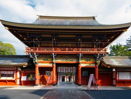 Le sanctuaire Yûtoku Inari