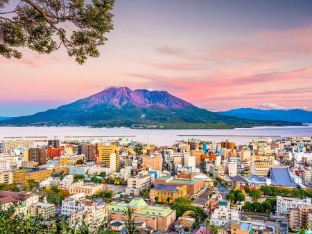 Kagoshima, la ville décontractée du Sud !