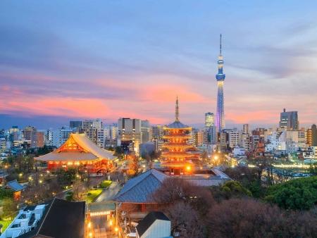 La bouillonnante Capitale Nippone