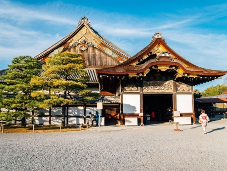 Cap sur Kyoto !