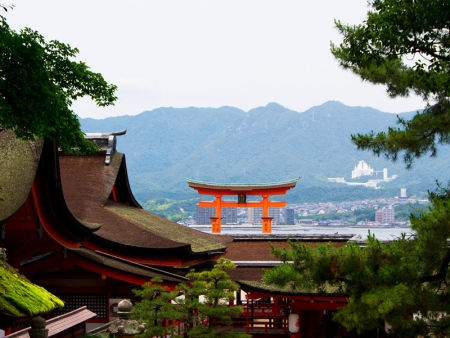 Ile sacrée de Miyajima