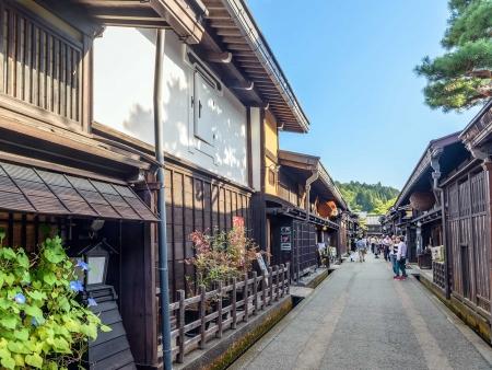 Takayama, porte des Alpes japonaises