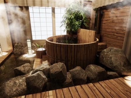 Les sources chaudes de Ginza Onsen