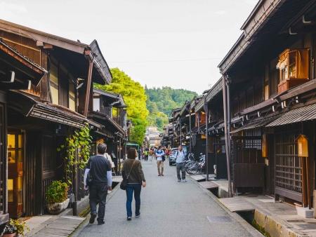Takayama, le Trésor des Alpes Japonaises