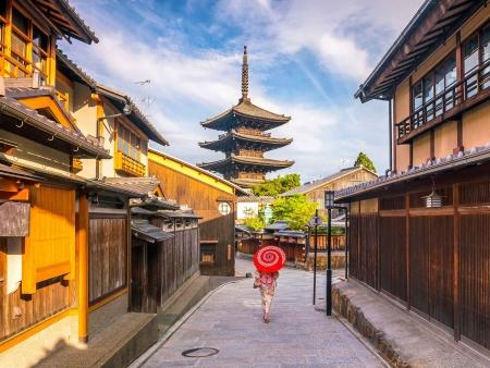 Kyoto, la première Capitale