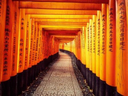 Les environs de Kyoto