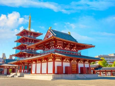 La surprenante mégalopole d'Osaka