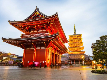 Tokyo de l'époque Edo