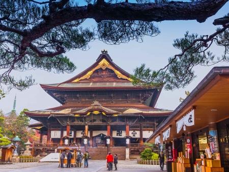 Traditions bouddhistes à Nagano