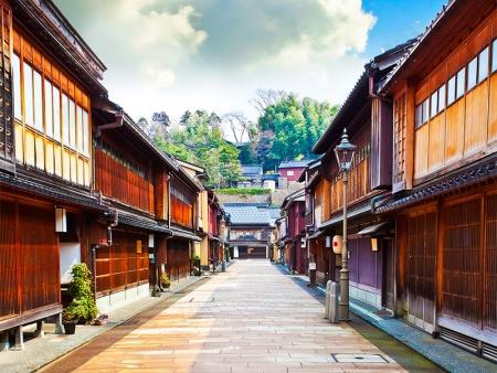 Kanazawa, la ville des Samouraïs