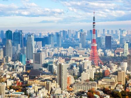 L'effervescence de Tokyo !