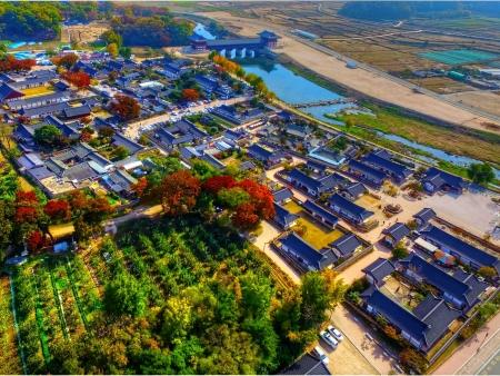 Gyeongju, l'ancienne capitale