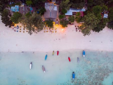 Autour des villages de pêcheurs