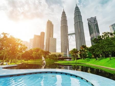 Kuala Lumpur, moderne et traditionnelle