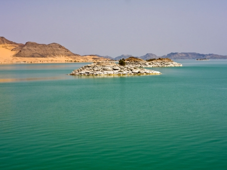 Aux portes du lac Nasser