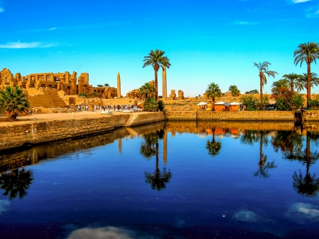 Les joyaux de la vallée du Nil à Louxor