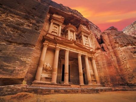 Petra, la cité perdue