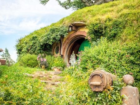 Sur les traces des Hobbits