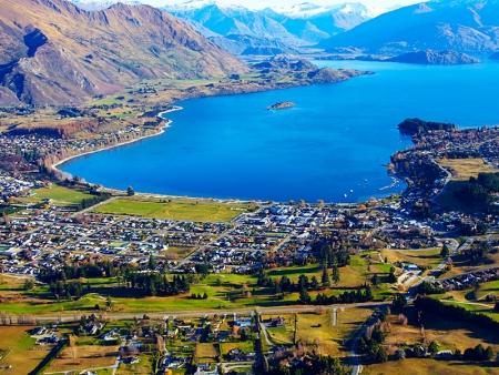 Au cœur des Alpes Néo-Zélandaises