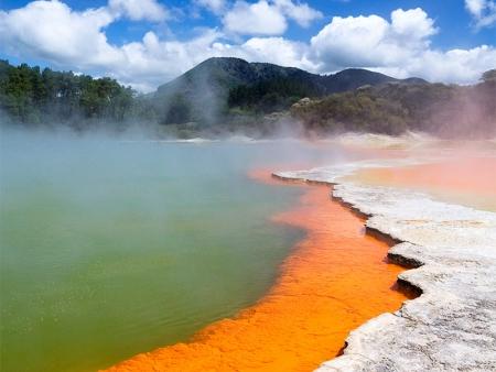 Nature, culture Maorie et Spa Polynésien