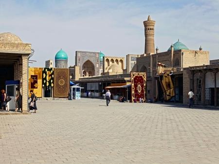 Boukhara, la ville sainte