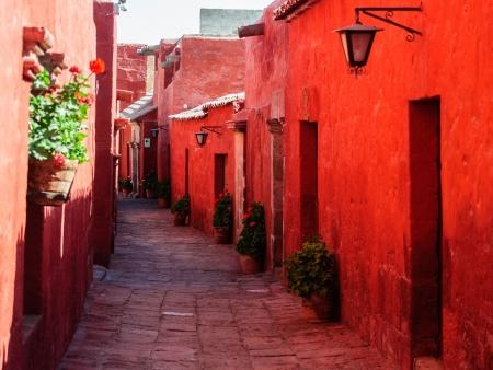 Rafting et visite d'Arequipa