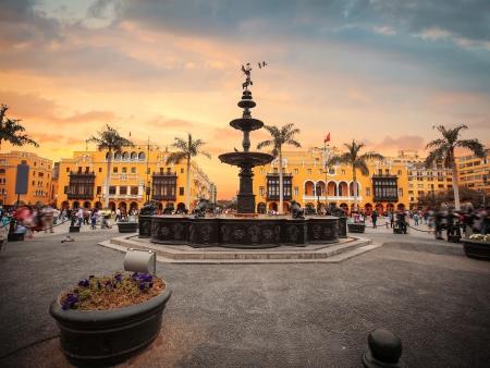Lima, la capitale