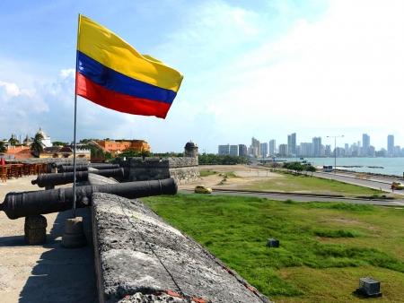 Hasta luego Colombia !