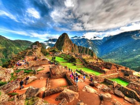 Le Machu Picchu tient ses promesses