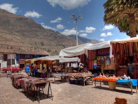 Découverte de Pisac et Cusco