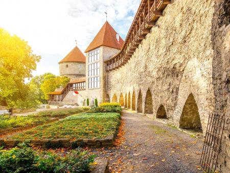 Tallin, la médiévale