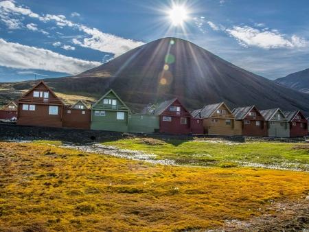 Départ de Norvège