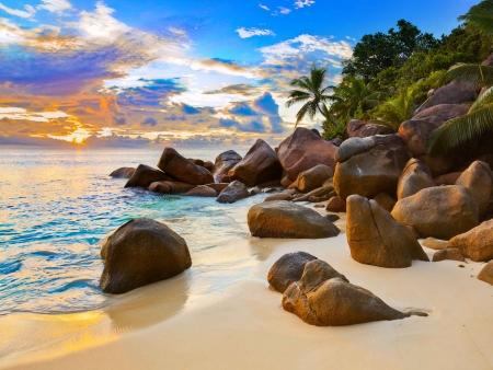 Journée libre à La Digue, l'île authentique des Seychelles