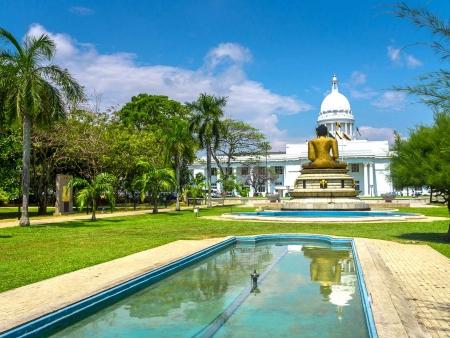 Colombo, entre héritage et modernité