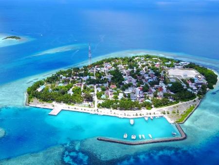Paradis perdu dans l'océan Indien…