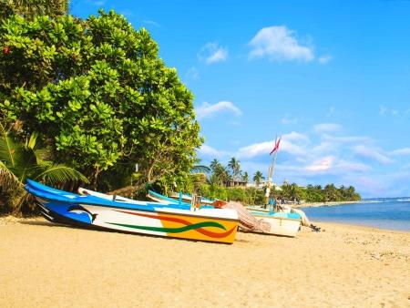 Bentota : farniente, plage et eau chaude