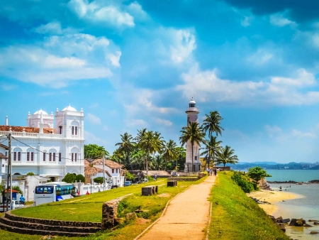 Galle : histoire et traditions