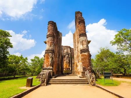Polonnaruwa à vélo