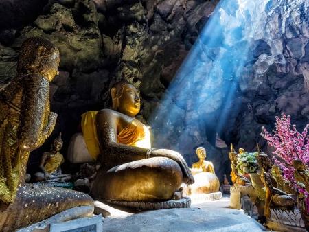 Au cœur du boudhisme