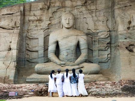 Bienvenue au Sri Lanka !