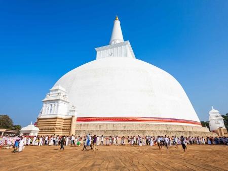 Anuradhapura, patrimoine de l'UNESCO